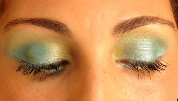 como usar pigmentos verdes nyx dicas iniciantes