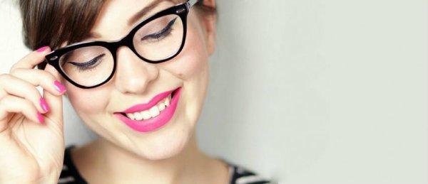 oculos lente branca grau transparente mulher fashion gatinho sexy escola