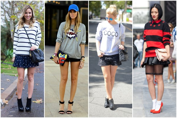 moletom fashion chic elegante tendencia trend como usar dicas
