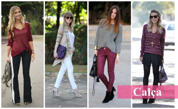 como usar dicas para usar com calça colorida branca shor saia blog blogueiras it girl look do dia dicas meninas adolecente jovem mulher