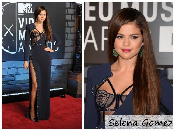 Melhores Looks VMA 2013 Selena Gomez