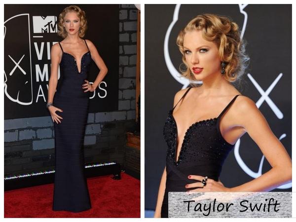 Melhores Looks VMA 2013 Taylor Swift