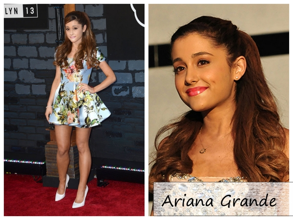 Melhores Looks VMA 2013 Ariana Grande