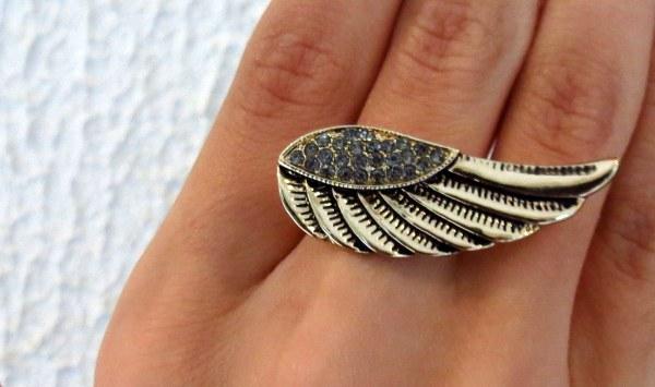 onde comprar achar sorteio asas brinco anel de asas fashion ascarus youtube