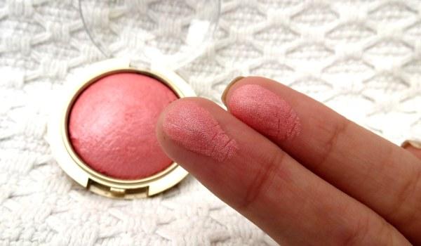 blush iluminador rosa iluminador fenzza vale a pena barato na 25 de março
