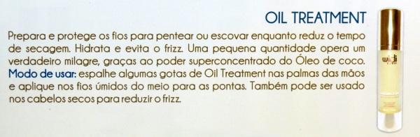 resenha review testei usei é bom teste como usar aplicar modo de uso produto em gel creme oleo leve oléo olho de coco leavin protetor termico gold linha gold widi care como comprar pump embalagem chic nova gold produtos para cabelos secos oleoso normais mistos