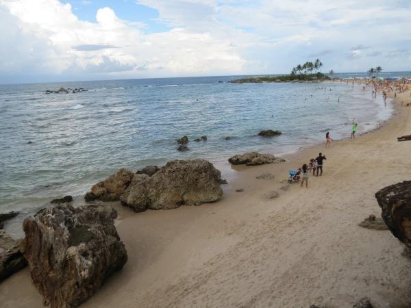 baía de Camamu e de Todos-os-Santos Morro do São Paulo Primeira Praia Costa do Dendê Praia Paradisiaca