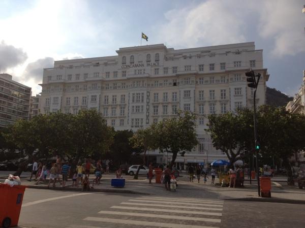Belmond Copacabana Palace Rio de Janeiro luxo luxuoso