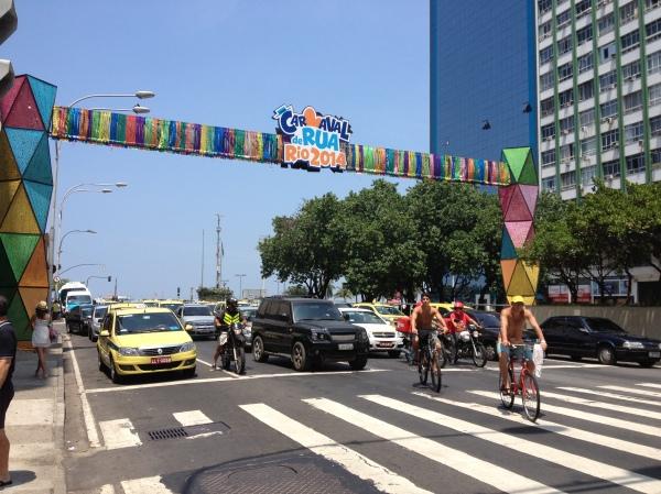 Carnaval de Rua Carioca Rio de Janeiro
