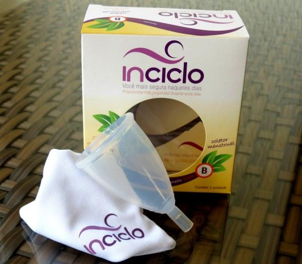 Inciclo coletor menstrual